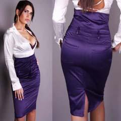 Девки в юбках сзади фото 286-465